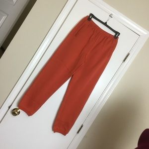 NWOT Blair orange pants